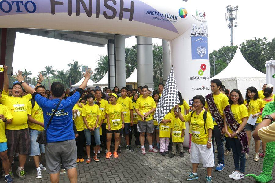 World Toilet Day 5k Run For Freedom